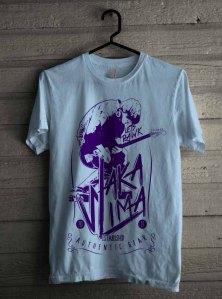 T Shirt Wakalima Biru